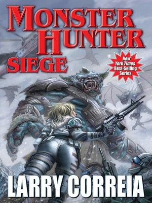cover image of Monster Hunter Siege