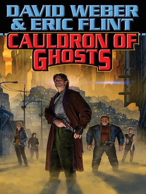 cover image of Cauldron of Ghosts