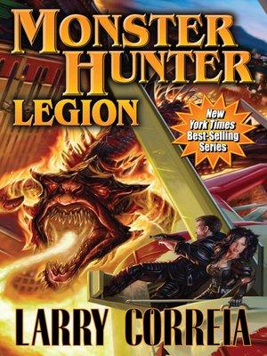 cover image of Monster Hunter Legion