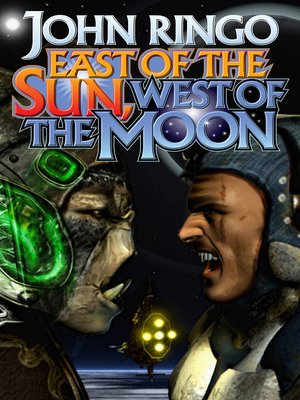 cover image of East of the Sun, West of the Moon