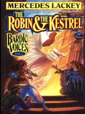 cover image of The Robin and the Kestrel