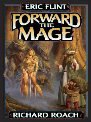 cover image of Forward the Mage