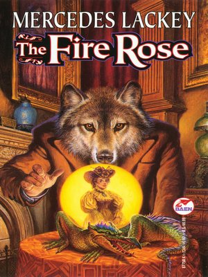 cover image of The Fire Rose
