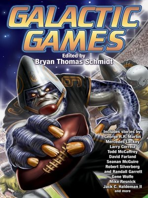 cover image of Galactic Games