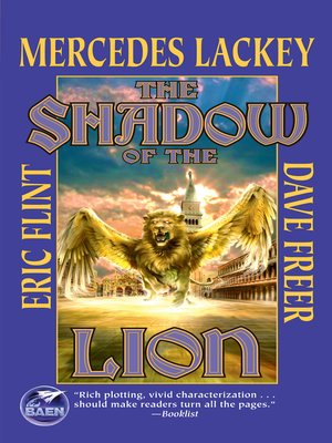 cover image of The Shadow of the Lion