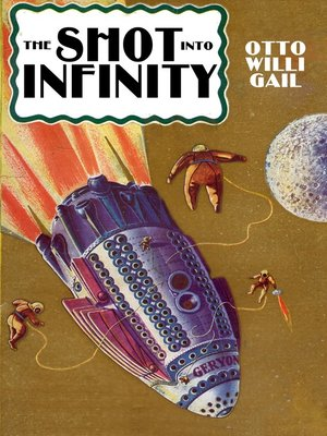 cover image of The Shot into Infinity