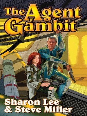 cover image of The Agent Gambit