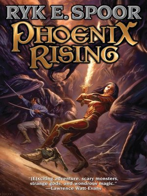 cover image of Phoenix Rising