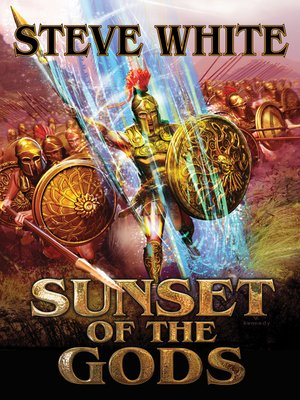 cover image of Sunset of the Gods