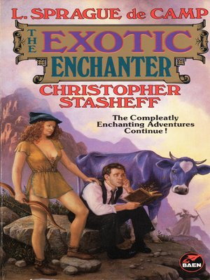 cover image of The Exotic Enchanter