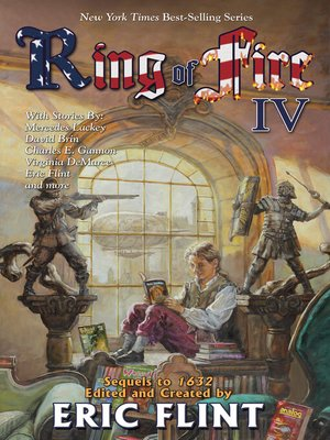 cover image of Ring of Fire IV