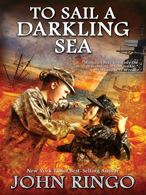 cover image of To Sail a Darkling Sea