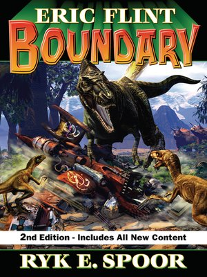 cover image of Boundary