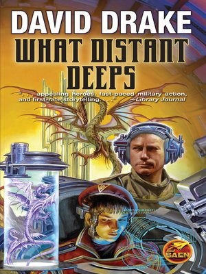 cover image of What Distant Deeps