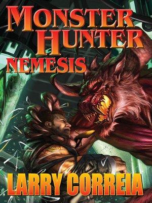 cover image of Monster Hunter Nemesis