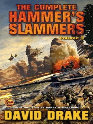 cover image of The Complete Hammer's Slammers, Volume 3