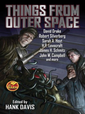 cover image of Things from Outer Space