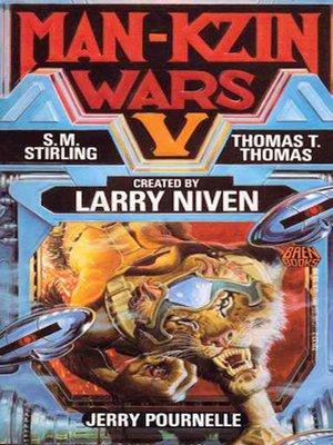 cover image of The Man-Kzin Wars V