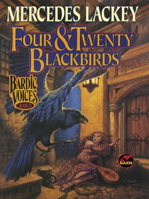 cover image of Four and Twenty Blackbirds