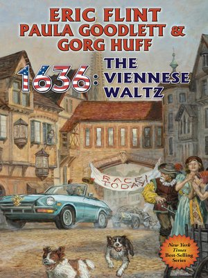 cover image of 1636: The Viennese Waltz