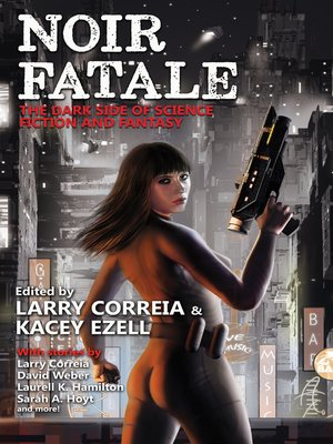 cover image of Noir Fatale
