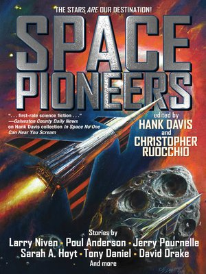 cover image of Space Pioneers