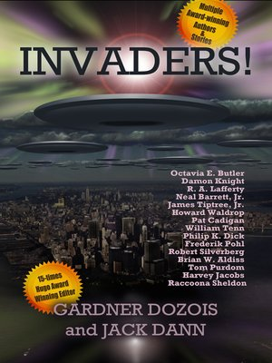 cover image of Invaders!