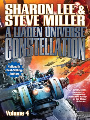 cover image of A Liaden Universe Constellation, Volume 4