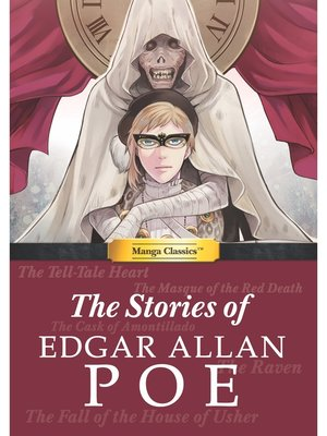 cover image of The Stories of Edgar Allan Poe: Digital Edition