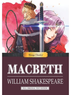 cover image of Macbeth: Digital Edition