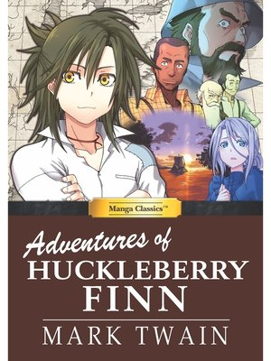 cover image of Adventures of Huckleberry Finn: Digital Edition