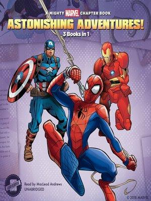 cover image of Astonishing Adventures!