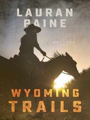 cover image of Wyoming Trails