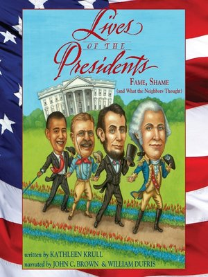 cover image of Lives of the Presidents