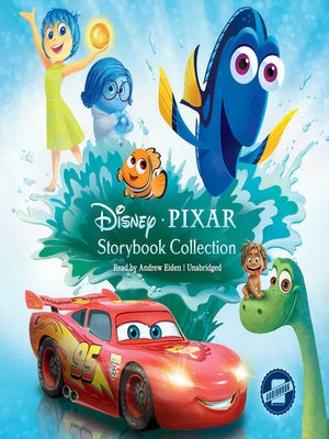 cover image of Disney Pixar Storybook Collection