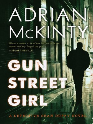 cover image of Gun Street Girl