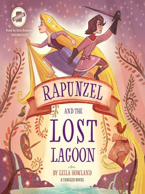 cover image of Rapunzel and the Lost Lagoon