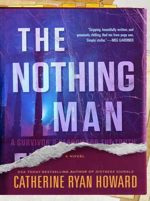 cover image of The Nothing Man