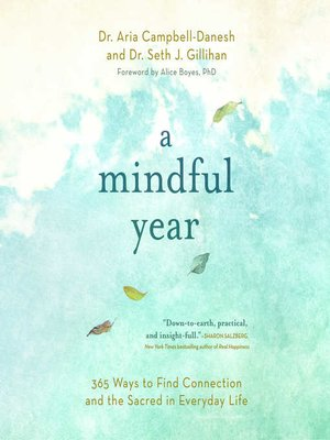 cover image of A Mindful Year