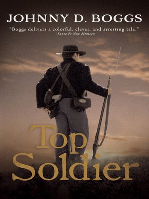 cover image of Top Soldier