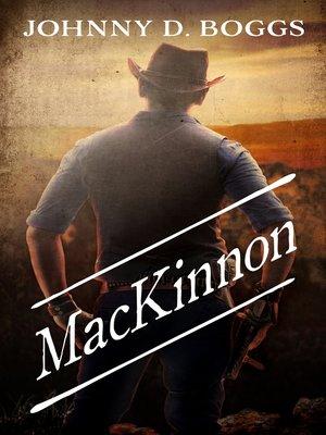 cover image of MacKinnon