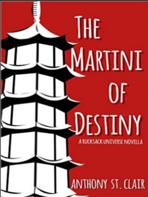 cover image of The Martini of Destiny