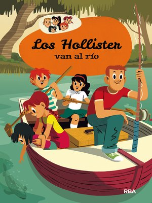 cover image of Los Hollister van al río