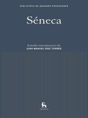 cover image of Séneca