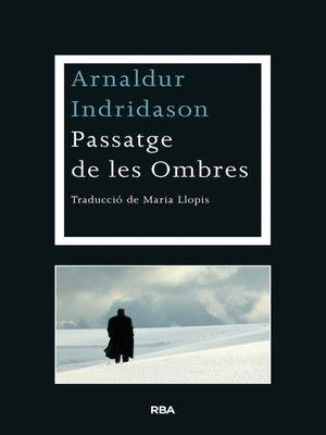 cover image of Passatge de les Ombres