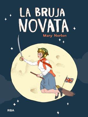 cover image of La bruja novata