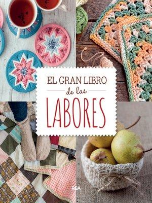 cover image of El gran libro de las labores