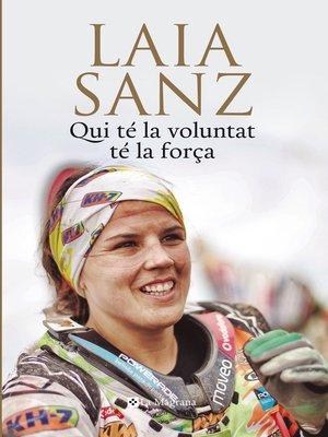 cover image of Qui té la voluntat té la força