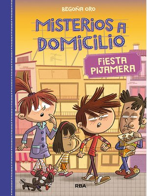cover image of Misterios a domicilio 7