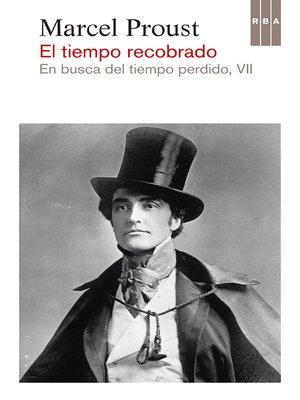 cover image of El tiempo recobrado. En busca del tiempo perdido VII